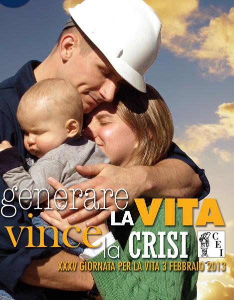foto titolo1 Predazzo, testimonianza di Carlo Mocellin e messaggio della 35a Giornata Nazionale per la vita
