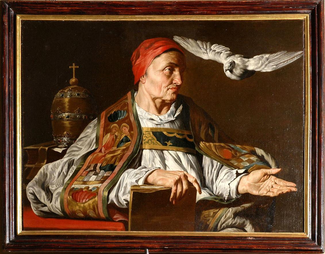 Risultati immagini per san gregorio magno