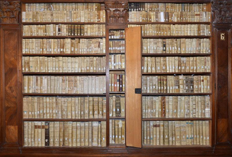 Un volume studia le cinquecentine della Biblioteca del Convento della Verna