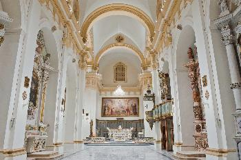 Ugento: la cattedrale riapre al culto
