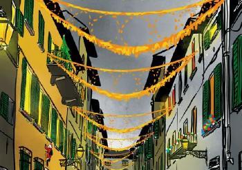 A Firenze, i racconti di Natale di Franco Cardini