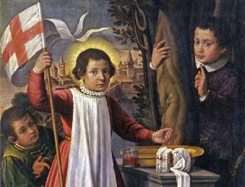 Il 'caso' di Simonino da Trento, dalla propaganda alla storia