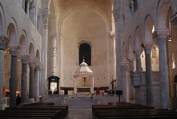 Architettura e sacro, un seminario a Bari