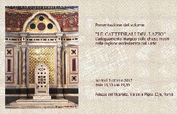 Le cattedrali del Lazio