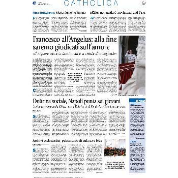 Archivi ecclesiastici, patrimonio di cultura e fede