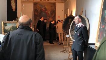 Ritrovate opere d'arte trafugate da L'Aquila dopo il sisma