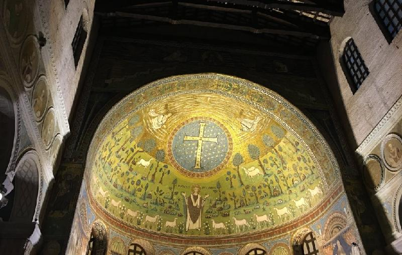 La Basilica e il Tempo