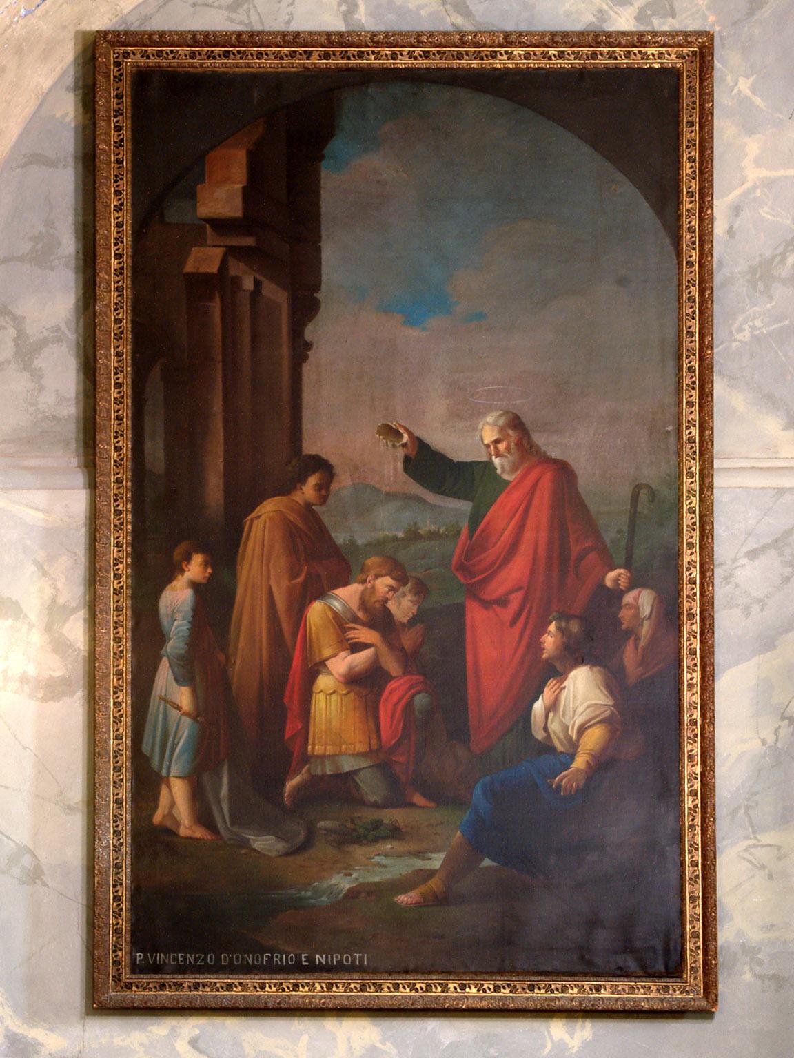 sveti Kornelij - vojak