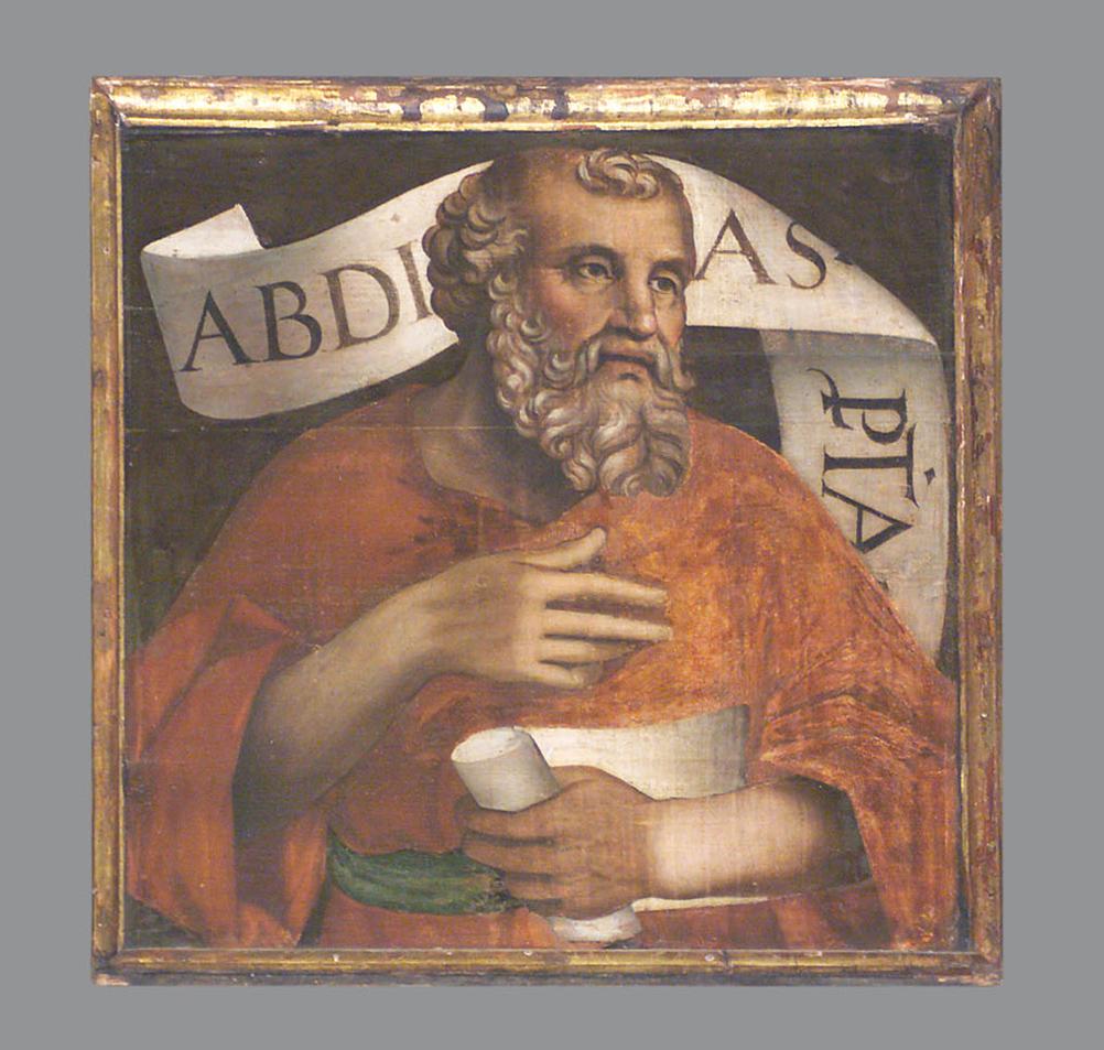 sveti Abdija - prerok